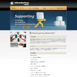 【制作実績のご紹介】<br>SoftLanding Group Mexico S.C. (SLG)さま